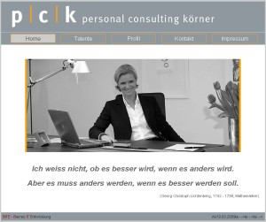 pck Personal Consulting Körner